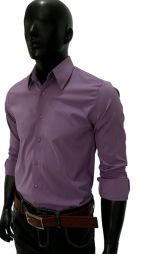 REF.19 CAMISA CUNHA SLIM FIT COLOR