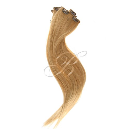 Mega Hair Tic Tac Liso Fashion Girl cor H033 - Fibra Japonesa Sleek