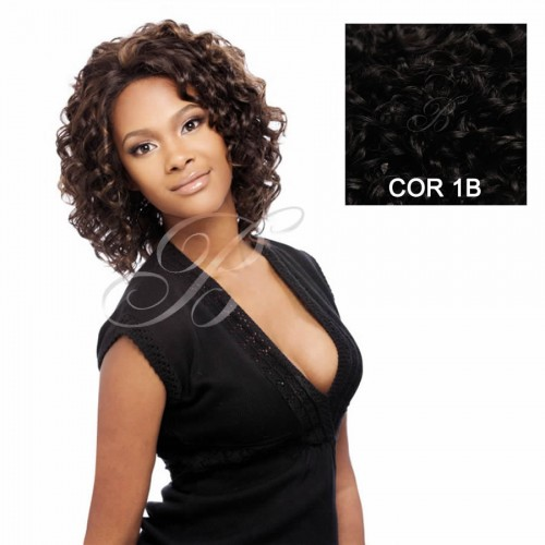 LACE WIG Fendi cor 1B - FreeTress Equal