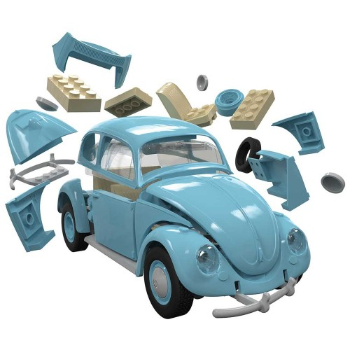 Blocos de Montar VW Fusca Quick Build - Airfix  - foto principal 1