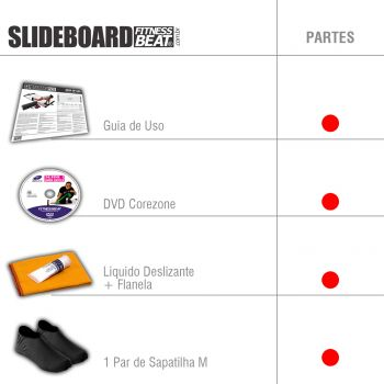 Slide Board Basic - Pack de 5 Unidades  - foto 5