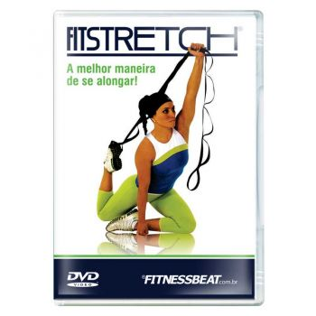 DVD de Alongamento Fitstretch