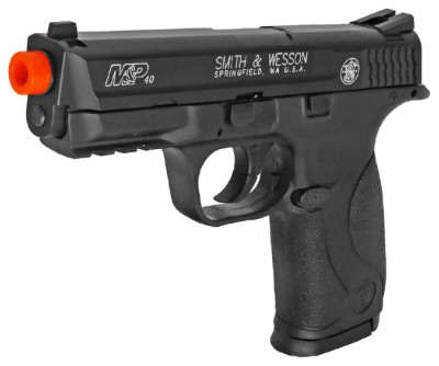 pistola mp40 airsoft co2 smith wesson