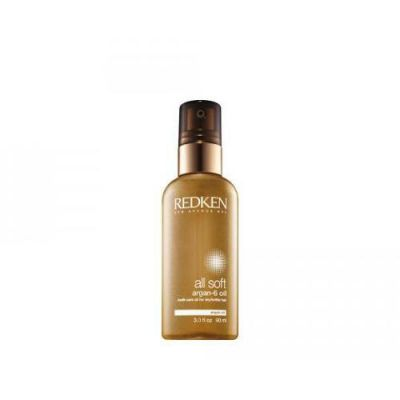 Redken All Soft Argan 6 Oil - Óleo de Argan 90ml