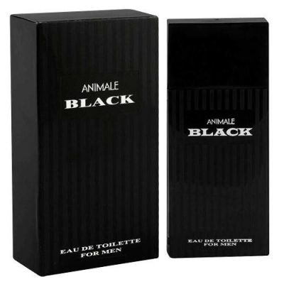 Animale Black Perfume Masculino - Eau De Toilette - 100ml