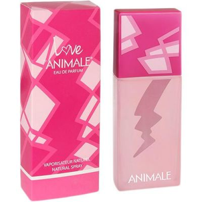 Animale Love - Perfume Feminino - 100ml