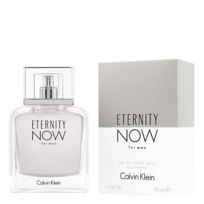 Calvin Klein Perfume Masculino Eternity Now For Men - Eau de Toilette