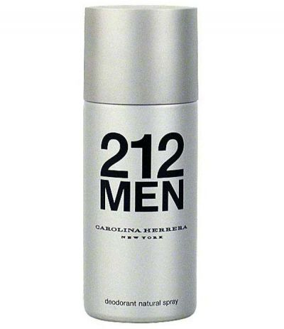 Carolina Herrera 212 Men Spray - Desodorante 150ml