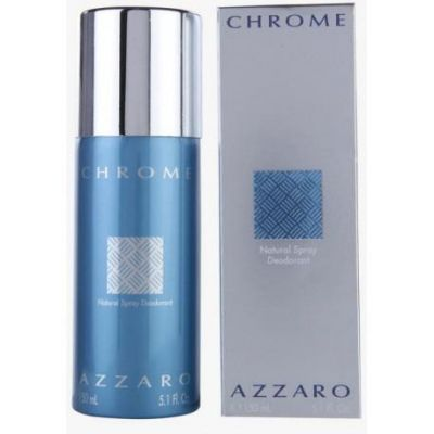 AZZARO Desodorante Spray Chrome - 150ml