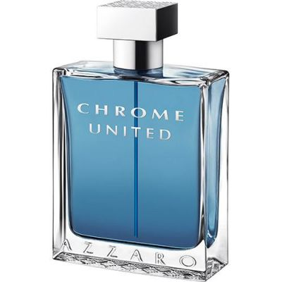 Azzaro Chrome United Eau de Toilette - Perfume Masculino 30ml