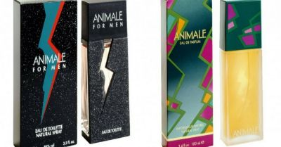 Animale Kit Perfumes For Men e For Woman Eau de Toilette 100ml Cada