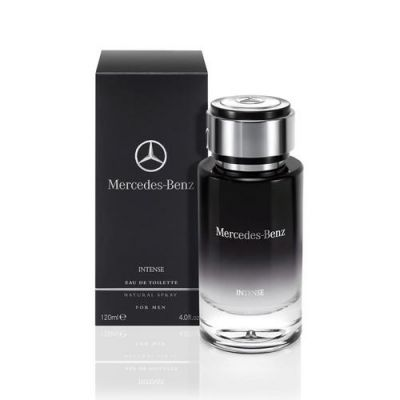 Mercedes-Benz Perfume Masculino Intense for Men - Eau de Toilette