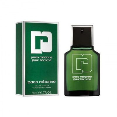 Paco Rabanne Perfume Masculino Pour Homme - EDT  50 ml