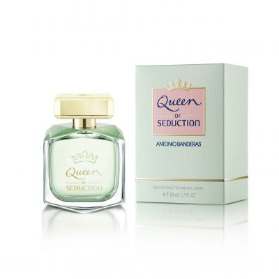 Antonio Banderas Perfume Feminino Queen of Seduction - Eau de Toilette