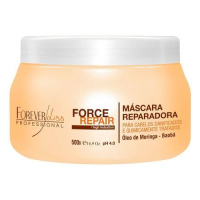 Forever Liss Professional Force Repair - Máscara 250g ou 500g