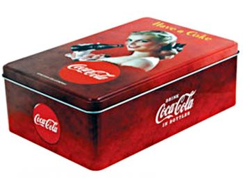 Caixa Retrô Have a Coke - COCA-COLA®