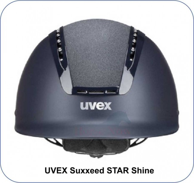 CAPACETE UVEX SUXXEED STAR SHINE  - foto 2
