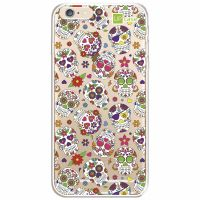 Capa Capinhas para Celular Iphone 6/6s Caveiras Mexicana - UP Case
