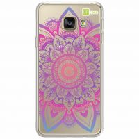 Capa Capinhas para Celular Samsung Galaxy A5 2016 (A510) Mandala Multicor - UP Case