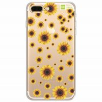 Capa Capinhas para Celular Iphone 7 Plus Girasois - UP Case