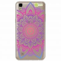 Capa Capinhas para Celular Lg X Power Mandala Multicor - UP Case