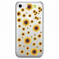 Capa Capinhas para Celular IPhone 7 Girassois - UP Case