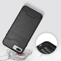 Capa Capinha para Iphone 7 ou 8 Anti Impacto Card Slot - UP Case