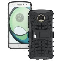 Capa Capinha para Celular Motorola Moto Z Play Guardian Anti Impacto - UP Case