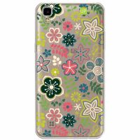 Capa Capinhas para Celular Lg X Power Floral Green - Exclusividade - UP Case