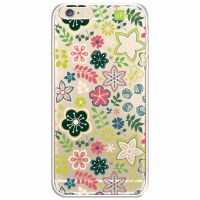 Capa Capinhas para Celular Iphone 6/6s Floral Green - Exclusividade - UP Case