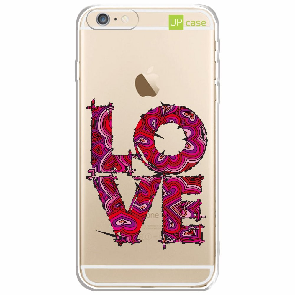 ... Capinhas para Celular Iphone 6/6s Plus LOVE - UP Case - Exclusividade