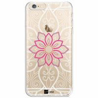 Capa Capinhas para Iphone 6/6s Plus Mandala Flor - UP Case - Exclusividade