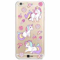 Capa Capinhas para Iphone 6/6s Plus Unicornis Arco Iris - UP Case - Exclusividade