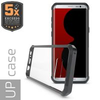 Capa para Celular Samsung Galaxy S8 Plus Air Hybrid Preta - Up Case