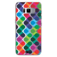 Capa para Galaxy S8 Plus Tela 6.2 Zig Zag - UP Case