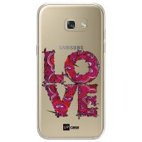 Capa para Galaxy A7 2017 A720 LOVE - UP Case