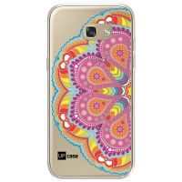 Capa para Galaxy A7 2017 A720 Mandala Multicor - UP Case
