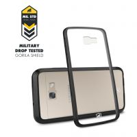 Capa Ultra Slim Air Preta para Samsung Galaxy J7 Prime - Gorila Shield