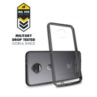 Capa Ultra Slim Air Preta para Motorola Moto Z2 Force - Gorila Shield