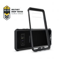 Capa Ultra Slim Air Preta para Samsung Galaxy Note 8 - Gorila Shield