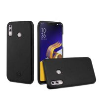 Capa Leather Slim Preta Zenfone 5 e 5Z - Gorila Shield