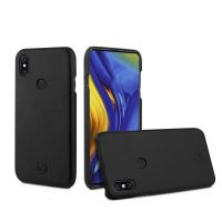 Capa Leather Slim Preta Xiaomi Mi Mix 3 - Gorila Shield