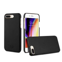 Capa Leather Slim Preta Iphone 7 Plus e 8 Plus - Gorila Shield