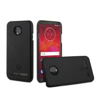 Capa Leather Slim Moto Z3 Play - Gorila Shield