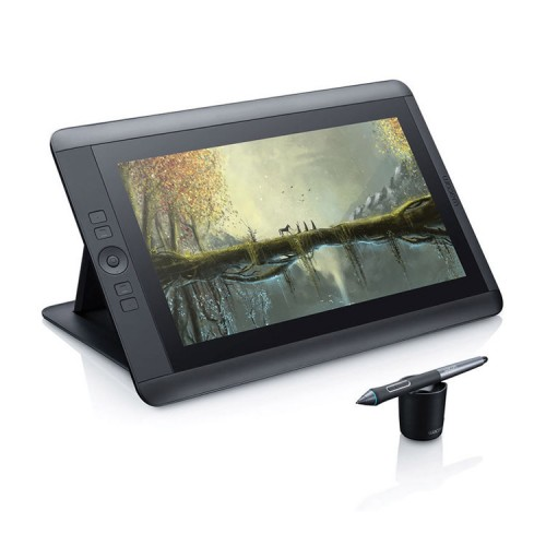 Display Interativo Wacom Cintiq 13HD Pen e Touch - DTH1300  - foto principal 1