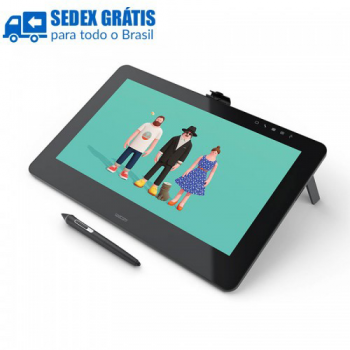 Display Interativo Wacom Cintiq Pro 16 - DTH1620K
