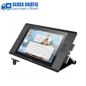 Display interativo Wacom Cintiq 24HD Pen & Touch - DTH2400