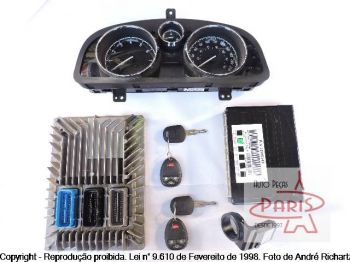 Kit módulo Captiva 2.4 2014 12657781