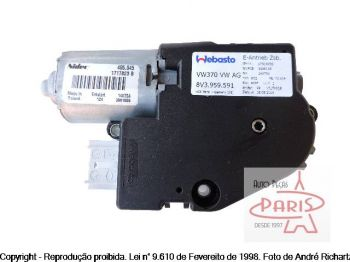 Motor do teto solar Golf V 8V3959591