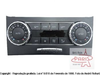 Comando do ar condicionado Mercedes C200 A2049005805